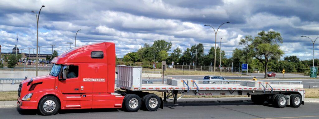 Class 1 Truck Driving School Montreal